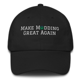 Make Modding Great Again Baseball Cap - AquaSilvermist
