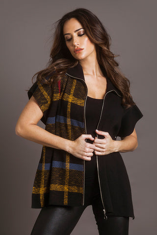 Long Sleeve Crew Tunic