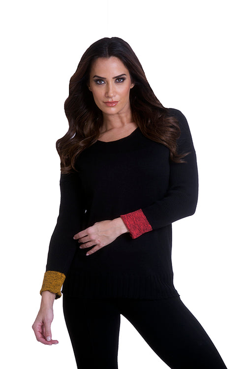Color Block Long Sleeve