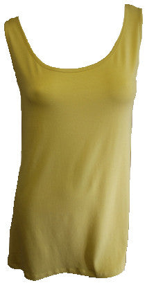 Bra-Friendly Tank Tunic