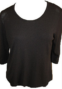 Three Quarter Sleeve Tunic Top