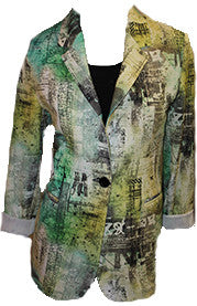 Collage Blazer