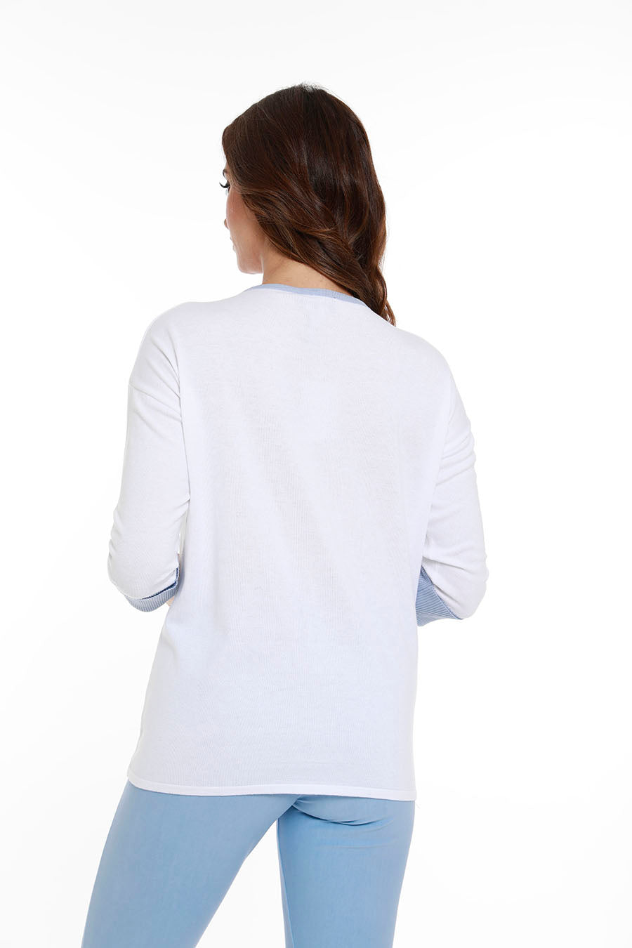 3/4 Sleeve Tunic W/ Pocket
