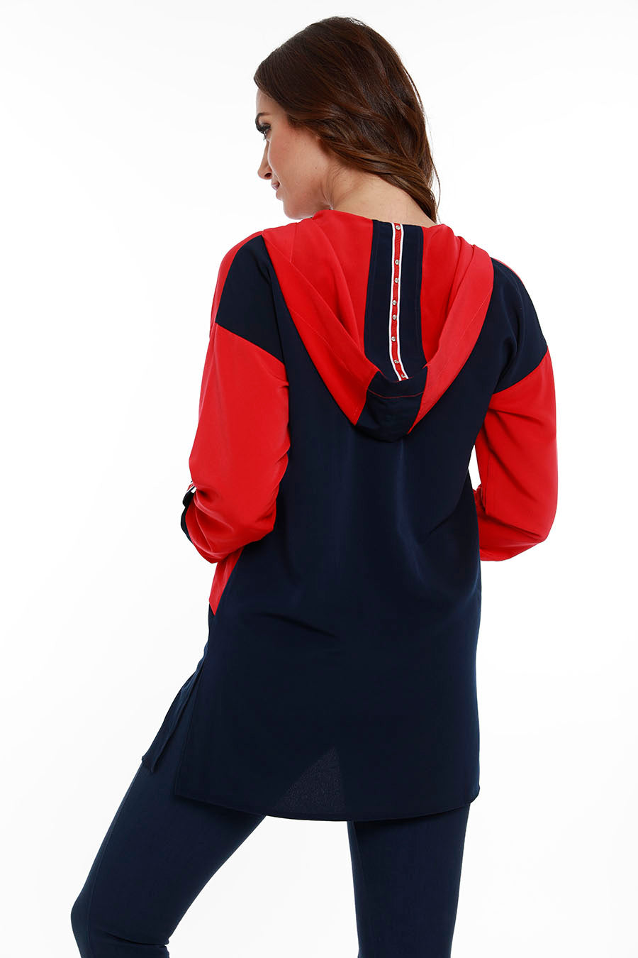Sailor Hooded Tunic
