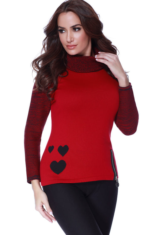 Falling In Love Pullover