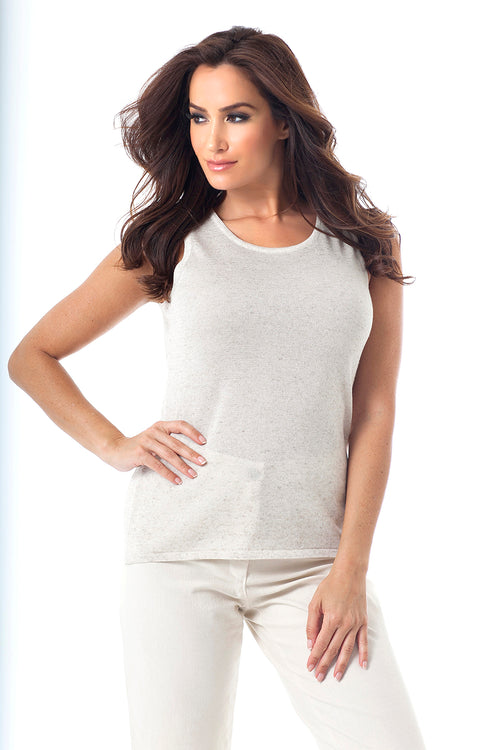 Linen Bra Friendly Tank