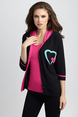 Heartbeat Graphic Sweater