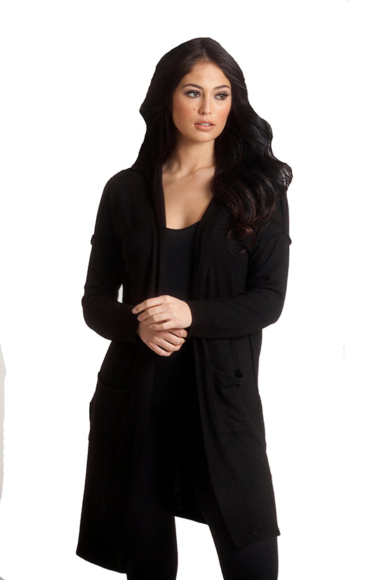 Supersoft Hooded Duster