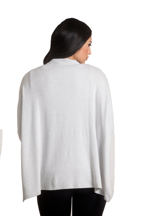 Supersoft Oversized Mock Neck