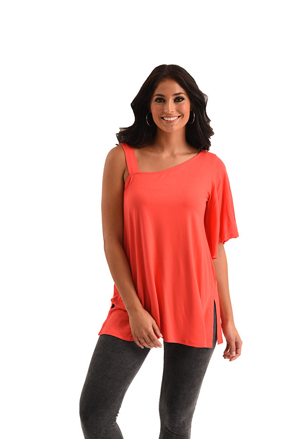 Caitlyn Asymmetrical Top