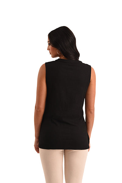 Janet Sleeveless Tunic