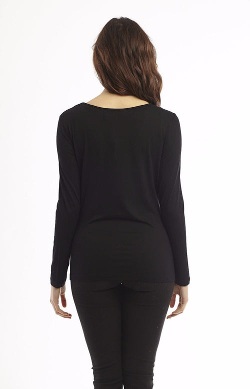 Nicole Long Sleeve Top