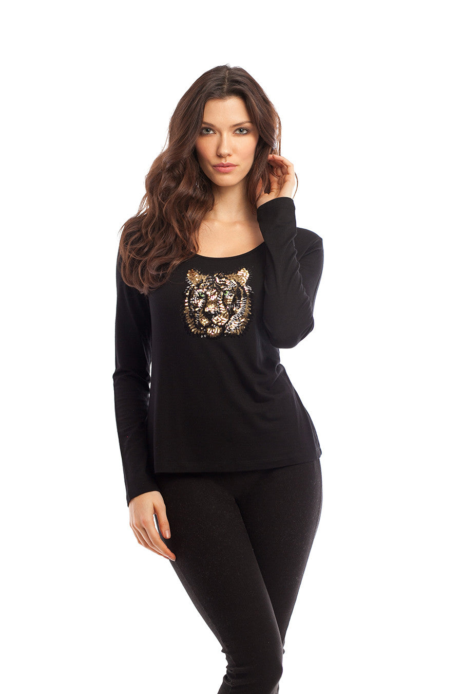 Taylor Long Sleeve Top