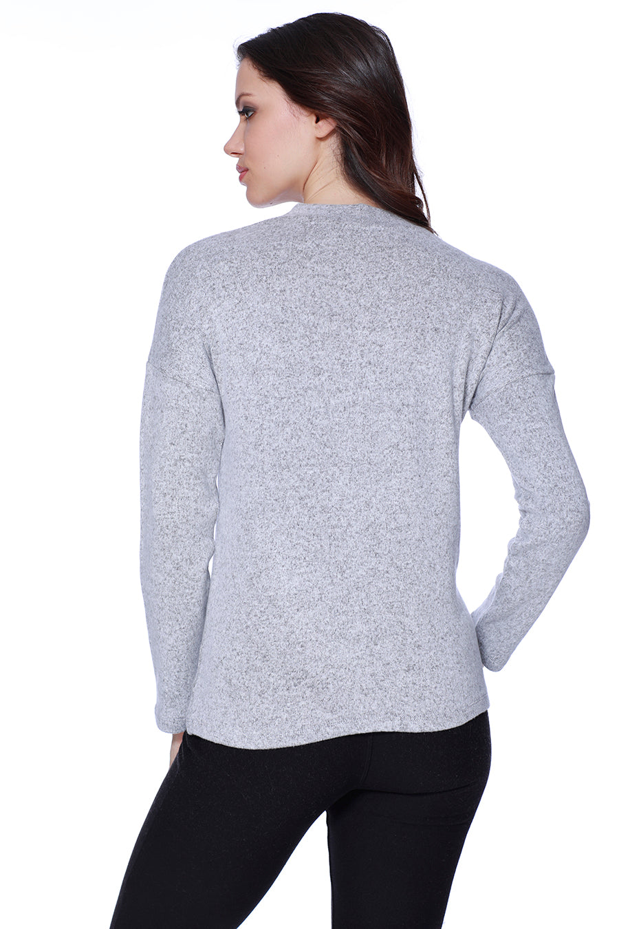 Meadow Kashmira Open Neck Pullover