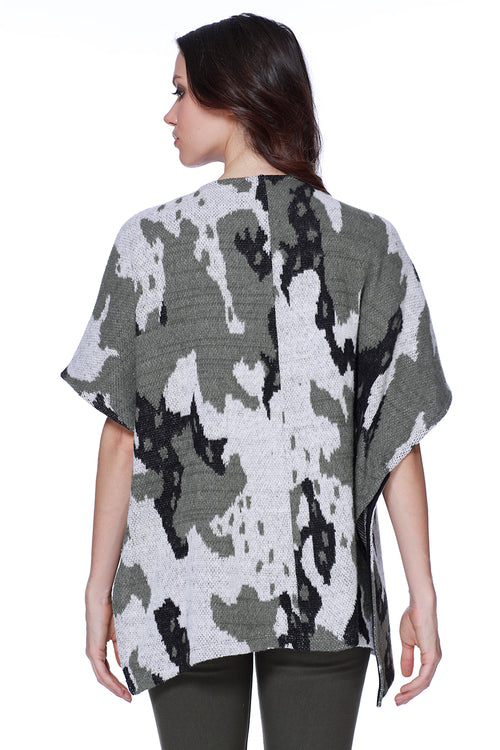 Ryder Open Poncho