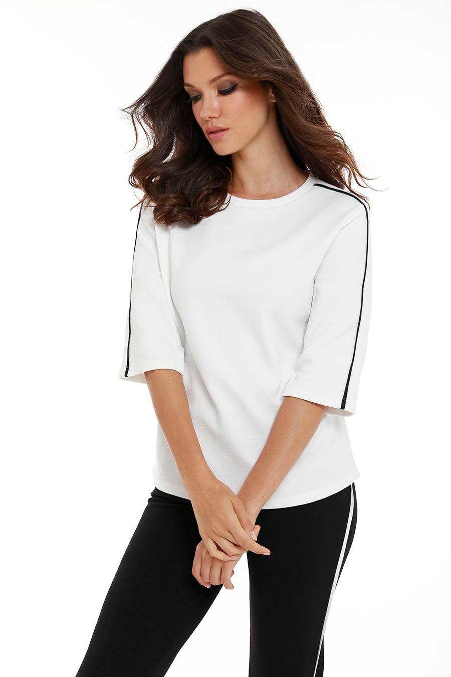 Lauren Short Sleeve Top