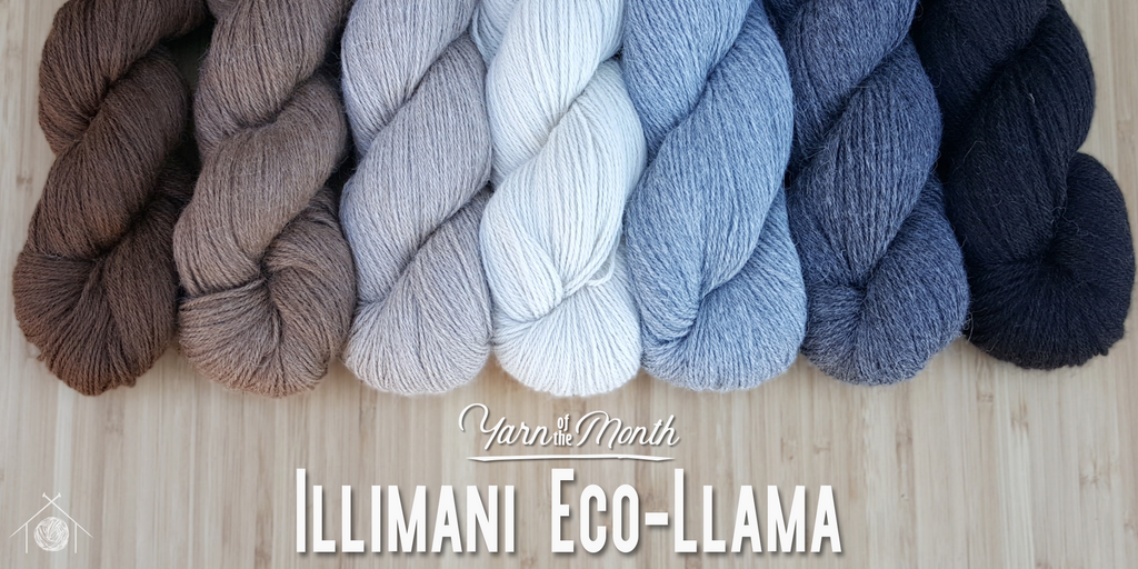 April Yarn of the Month