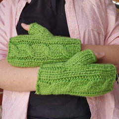 Green Giant Mitts Thumbnail