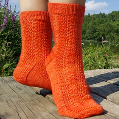 Riverbluffs Socks Pattern