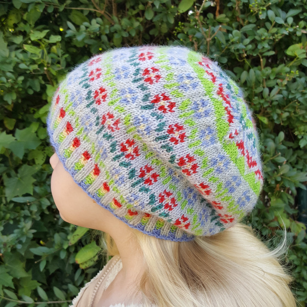 Peerie Flooers Hat Yarn Pack