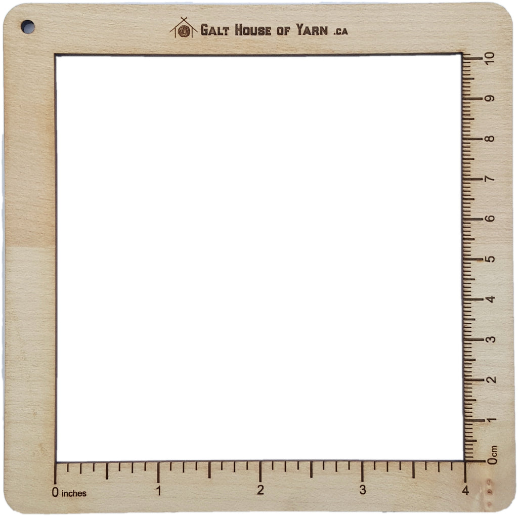 Large Gauge Square