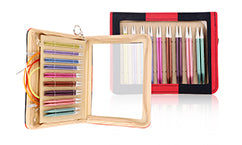 Knitter's Pride Zing Interchangeable Deluxe Set (Normal IC)