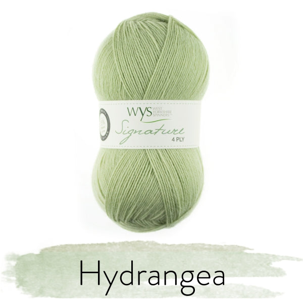 West Yorkshire Spinners Signature 4-Ply Solids