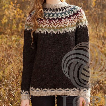 Afmaeli Sweater Yarn Pack