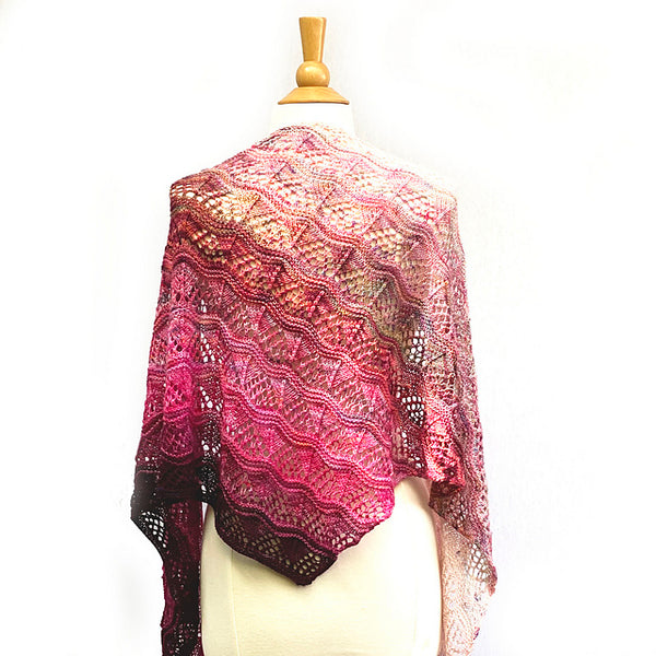 Grevillea Shawl Yarn Pack