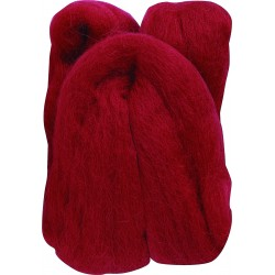 Clover Wool Roving