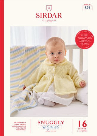 Snuggly Baby Pastels - Sirdar 529
