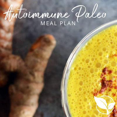 Autoimmune Paleo (AIP) Meal Plan