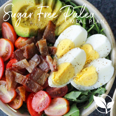 Sugar-Free Paleo Meal Plan