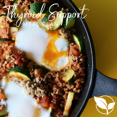 Thyroid Support Meal Plan