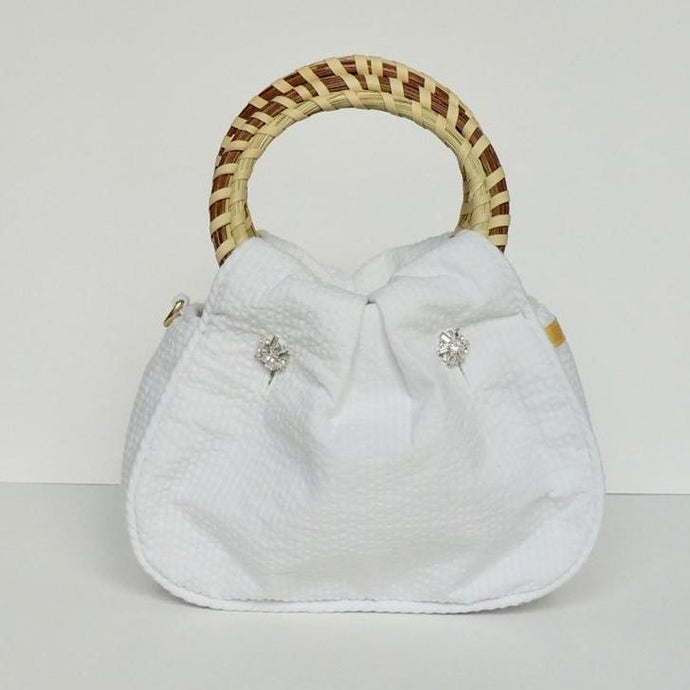 Charleston Carry Island I Do Wedding Purse Front