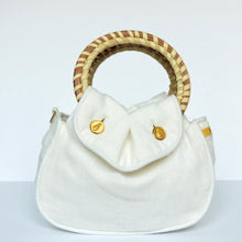 The Southern Pearl Wedding Purse Reverse