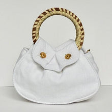 The Southern Sipper Purse Cotton Boll Detail