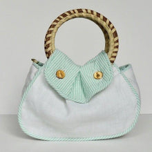 The Southern Sipper Purse Haint Porch Reverse