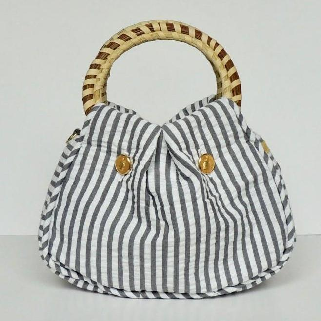 Charleston Carry Southern Sipper Purse Lowcountry Front