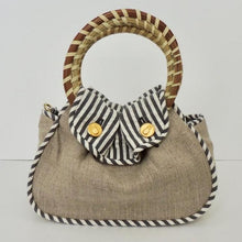 The Southern Sipper Purse Lowcountry Reverse
