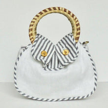 The Southern Sipper Purse Miss Benne Detail