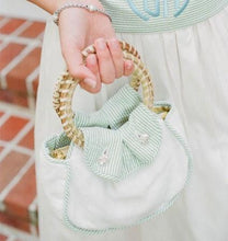 Charleston Carry Elsa Belle Wedding Purse Reverse
