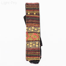 Retro Style Double Cotton Neck Belt Strap
