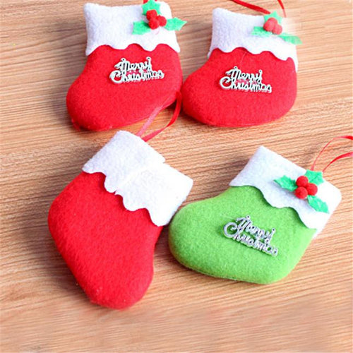 Fashion Christmas Baby Socks Newborn Merry  Christmas Ornaments Decorations Socks Infantile Chaussettes Christmas Gift