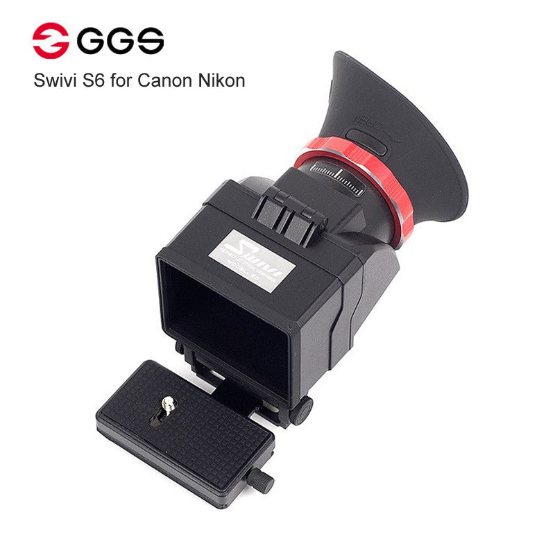 GGS Swivi S6 Viewfinder with 3