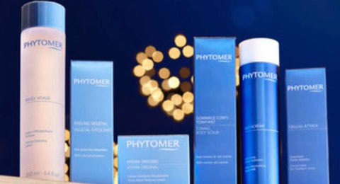 Gamme Phytomer (visage & corps)
