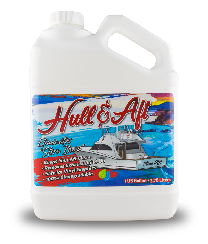 Hull & Aft Cleaner 1 Gallon