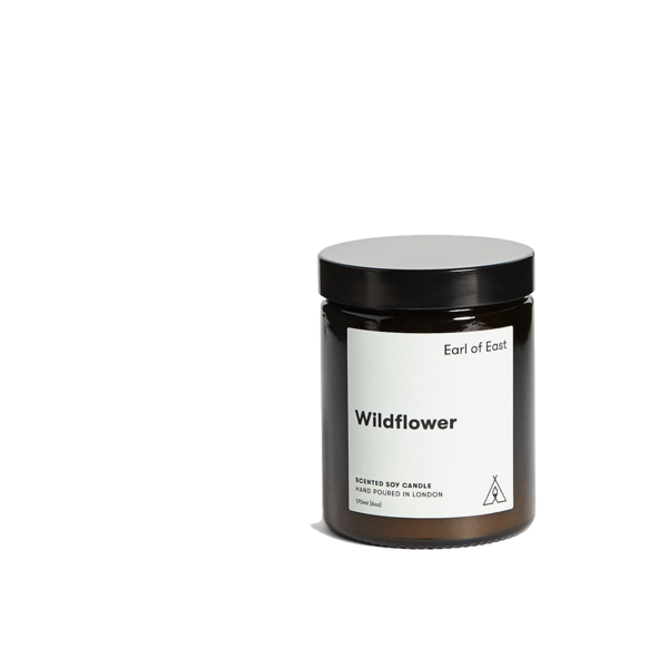 WILDFLOWER - SOY WAX CANDLE