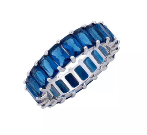 M. Dark Blue Ring