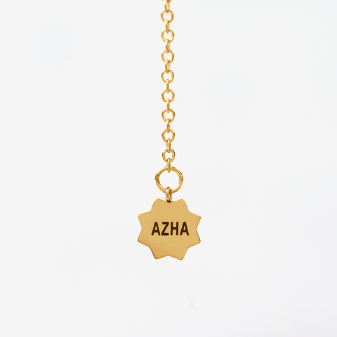 Alhafeeth Necklace Gold